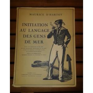 D'HARTOY Maurice