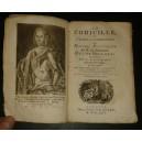 CHEVRIER, Francois Antoine, de